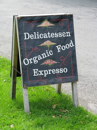 expresso sign