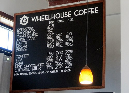 Different Coffeehouse Archetypes