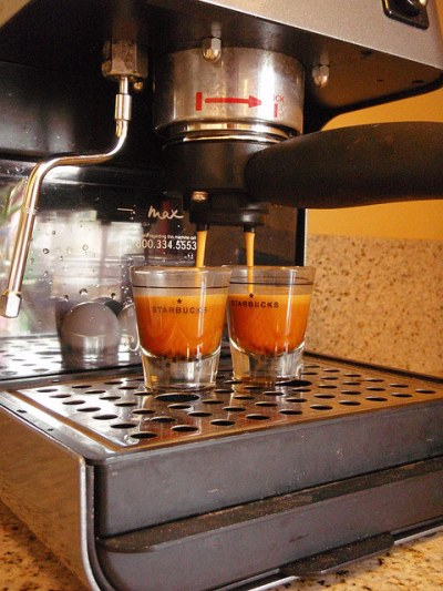 starbucks barista espresso machine