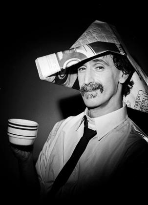 frank zappa coffee achiever