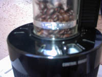 Home Roasting Coffee with the Fresh Roast