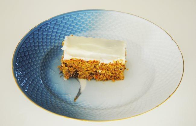 espresso carrot cake