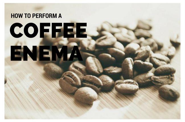 Image result for coffee enema recipe