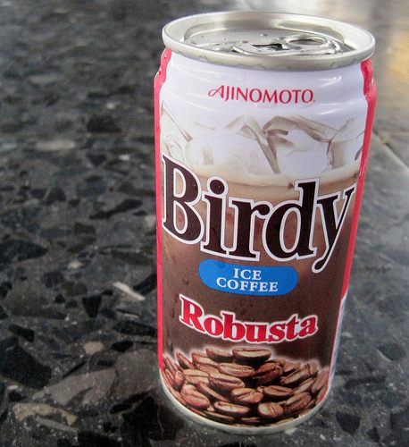 birdy ice coffee