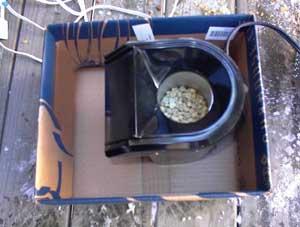 box roasting