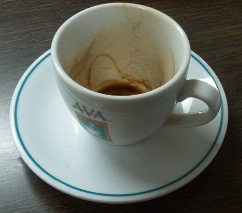 Frustration – Finding Espresso in Israel