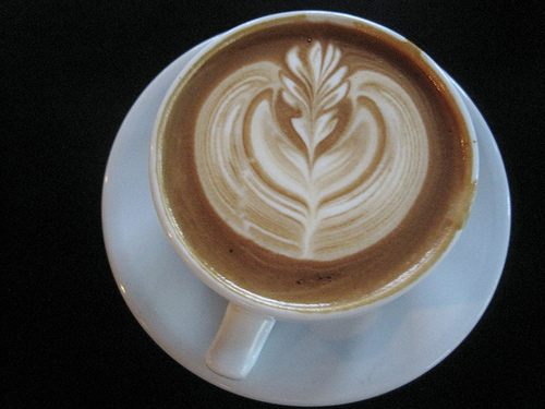 Latte Art Designs : Latte art barista interview and tips i need coffee