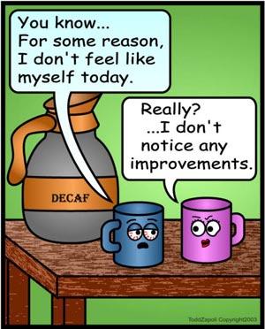 no improvements
