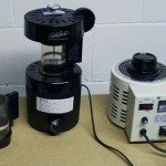 Roasting with a Variac Controlled FreshRoast Plus