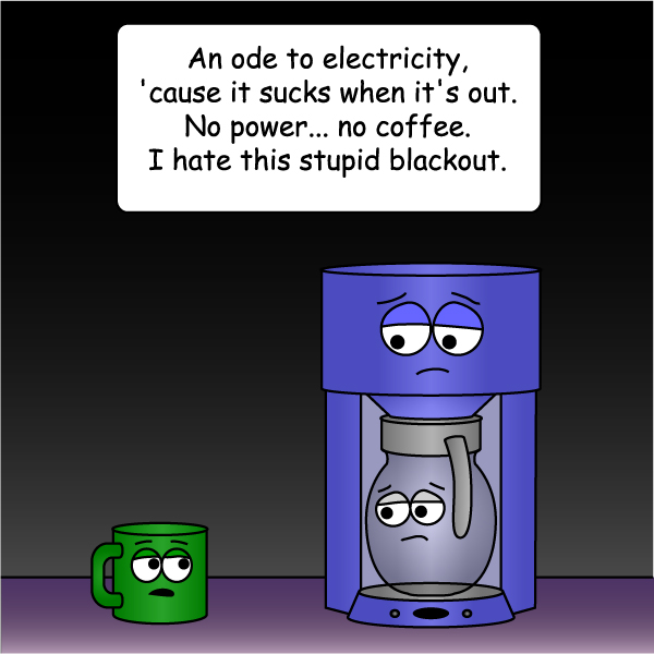 Ode to Electricity