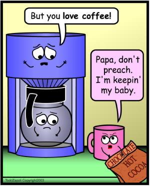 comic papa preach