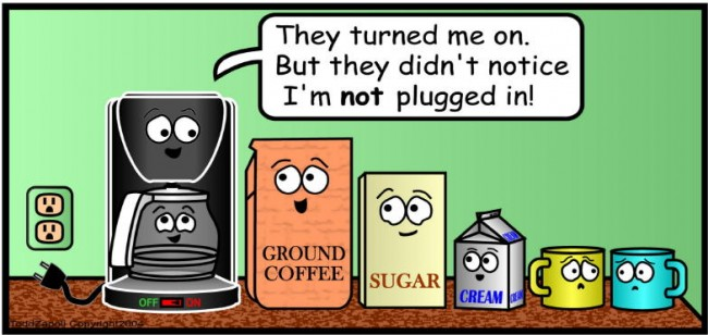 unplugged comic