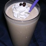 Coffee Milkshake, Coffee Malt