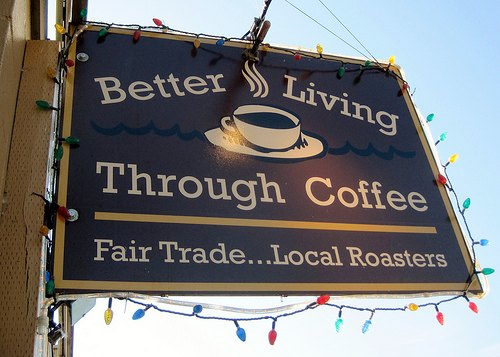 Better Living Through Coffee