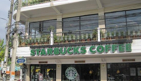 Starbucks - Chiang Mai, Thailand