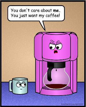 care about coffee