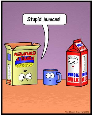 stupid humans
