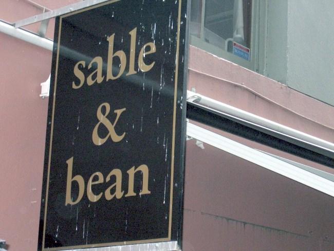Sable & Bean
