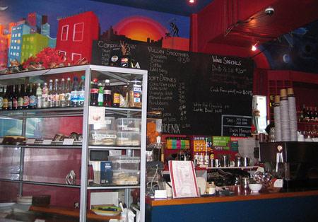 Vulcan Cafe