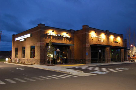 Starbucks - Prineville, OR