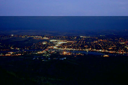 Lewiston, ID View