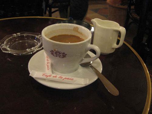 La Rochelle espresso