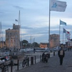 A Coffee Break with French Vacationers: La Rochelle, France