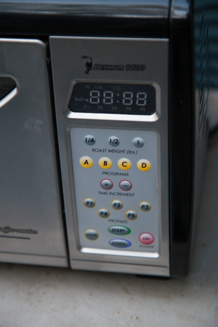 behmor-roaster-side-controls