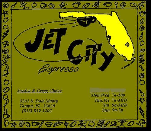 Jet City Espresso