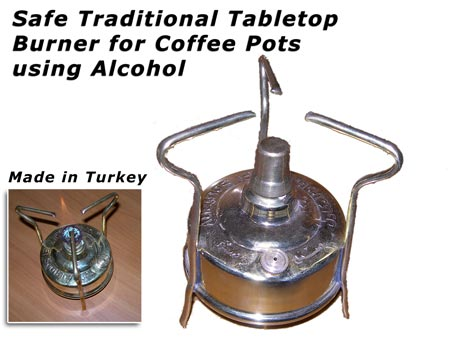 Turkish Tabletop Burner