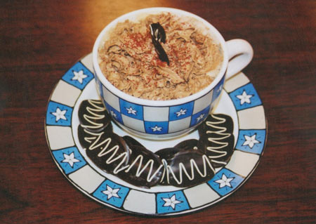 Death By Chocolate Cappuccino