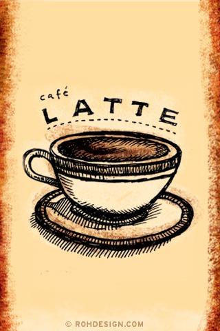 latte - sketch - rohde