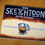 Creating the Sketchtoon Coffee Calendar