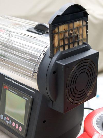 main rear filter