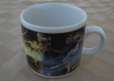 MAS espresso mug
