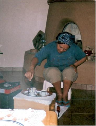 Eritrea Coffee Preparation