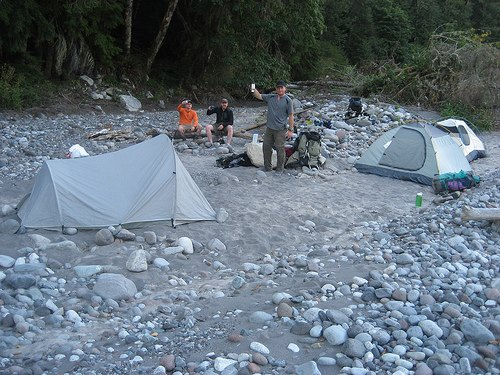 backcountry coffee camping