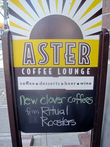 Aster Coffee Seattle