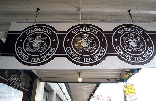 Starbucks Original Store Pike Place Market