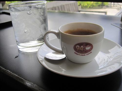Espresso at 94 Coffee