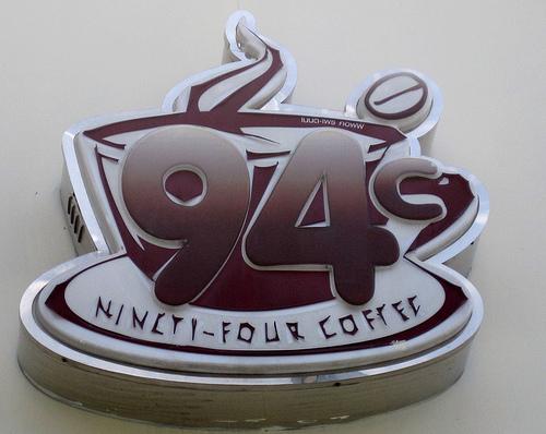 Ninety-Four Coffee – Bangkok, Thailand