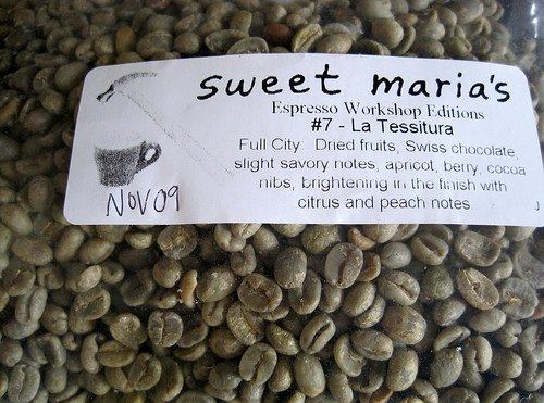 Sweet Maria's Espresso Workshop #7