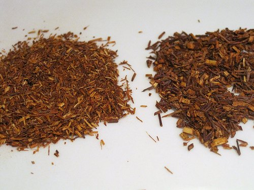Red Espresso vs Regular Rooibos