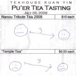 'Coffee and Tea Tasting Notes For Beginners' from the web at 'http://ineedcoffee.com/wp-content/uploads/2010/04/tea-tasting-steep-notes-150x150.jpg'
