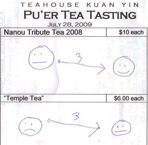 Coffee and Tea Tasting Notes For Beginners