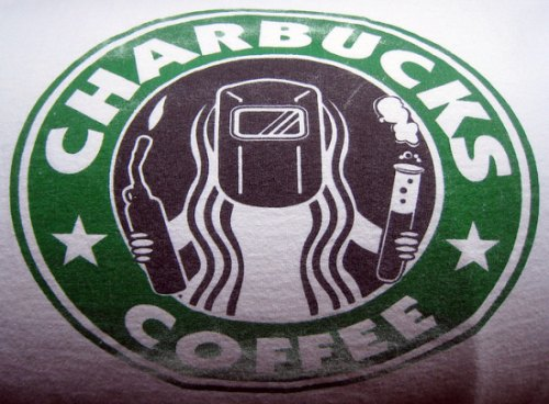 Charbucks shirt
