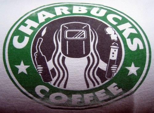 Charbucks shirt