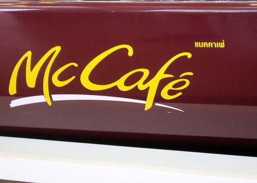 McCafe Espresso Machine in Thailand