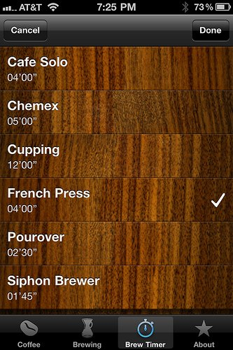 iphone-brew-times-by-method