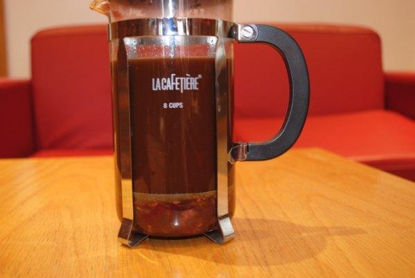 8 cup press pot